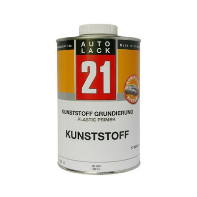 kunststoff grundierung 1 ltr autolack21 shop autolack klarlack au. Black Bedroom Furniture Sets. Home Design Ideas