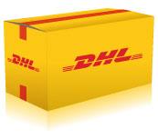DHL Paket Logo
