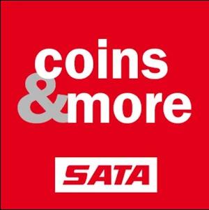 SATA coins&more Bonusprogramm bei Autolack21